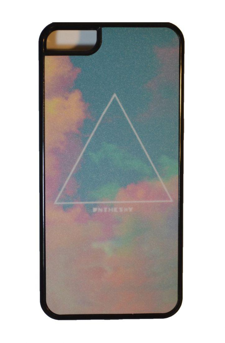 Матовый чехол на iphone 5/5s (Космос 2 )