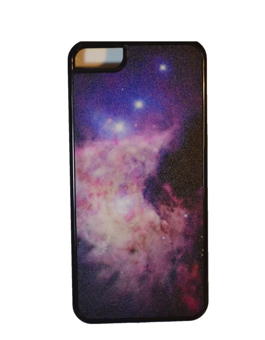 Матовый чехол на iphone 5/5s (Космос 1 )