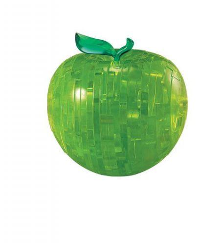 3D головоломка Зеленое яблоко