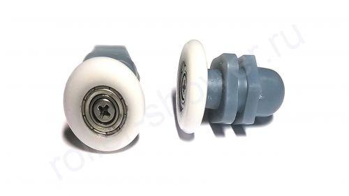Ролик для душевой кабины VH041 (Комплект 8шт) Диаметр колеса (от 18,6 до 28 мм)