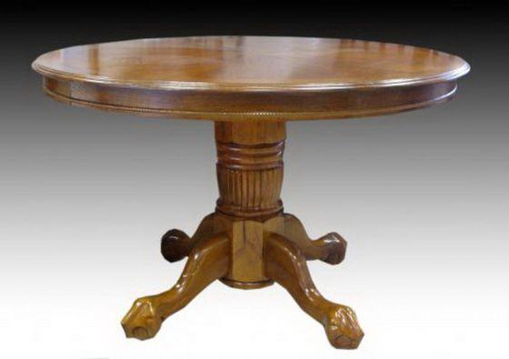 Стол деревянный обеденный раскладной Кантри 3640