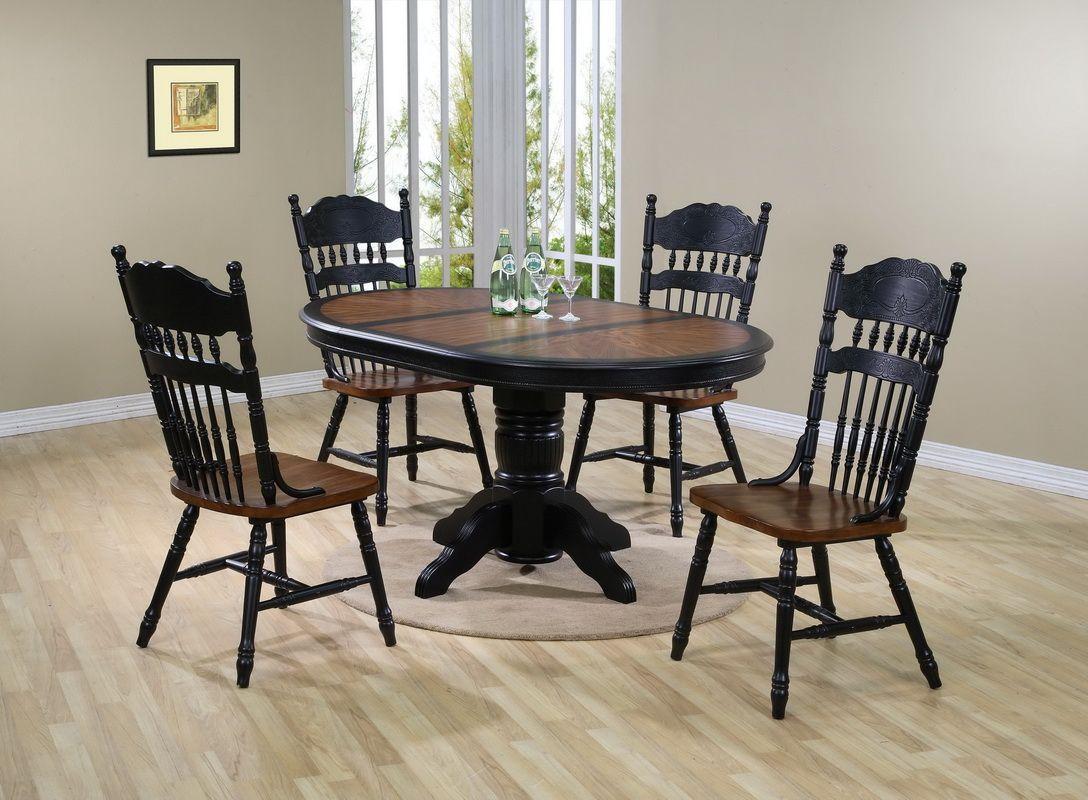 Стол деревянный обеденный раскладной Кантри 3639m