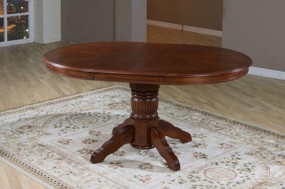 Стол деревянный обеденный раскладной Кантри 3638Т