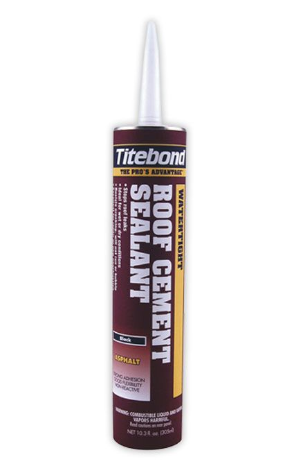 TITEBOND ROOF CEMENT SEALANT-Герметик для крыш