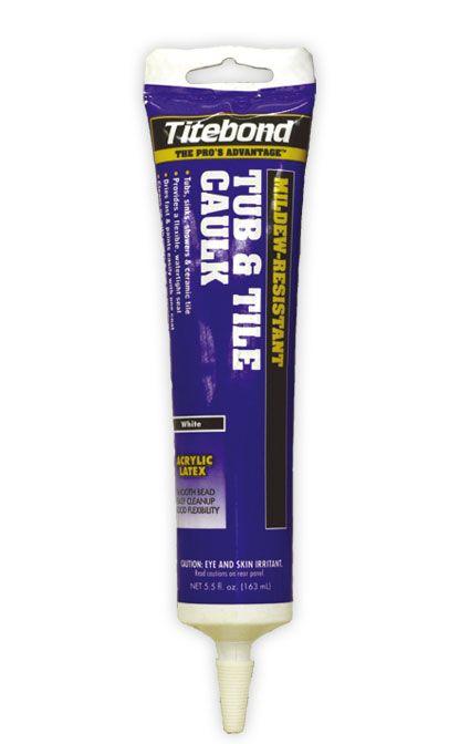 Герметик Titebond Tub&Tile Caulk для труб и плитки