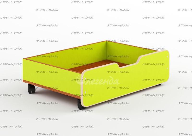 Ящики подкроватные Л-07 (2шт.)