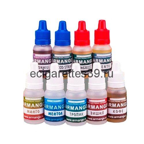 Жидкость Armango (никотин 18 мг.)
