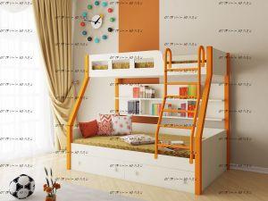 Кровать двухъярусная Рио