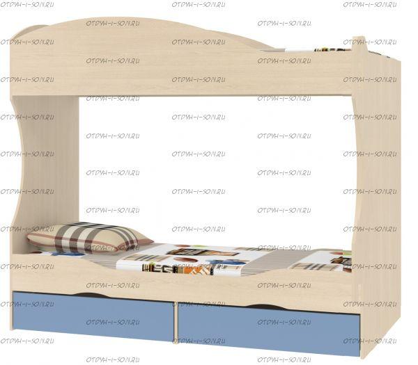Кровать двухъярусная Дельта №20