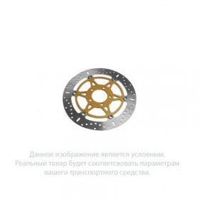Тормозной диск MD1003X (CBR400R 90-94 RVF400 94-96 VFR400 89-91 CBR600F 95-98 VFR750 94-97 CBR900RR 94-97 VTR1000F 97-06 )