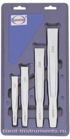 AAP-AKS01 Набор зубил Licota, 4 предмета