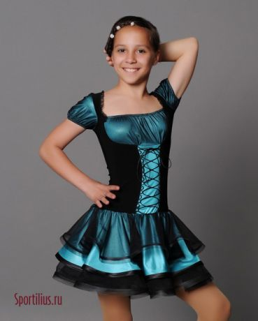 "платье латина ""Шарлотка"""