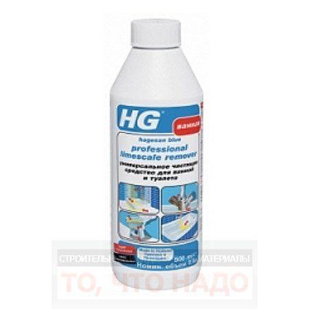 HG Универсальное чистящее средство для ванной и туалета