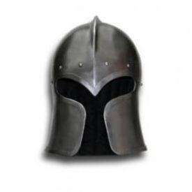 Шлем Барбют. Конец XV века.