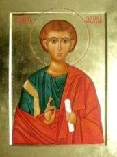 Икона Фома, апостол (рукописная)