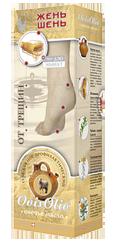 Гель-бальзам для ног профилактический «ОВЕЧЬЕ МАСЛО» от трещин ,70гр