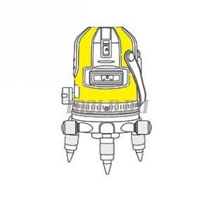 Ремонт лазерного уровня, нивелира
