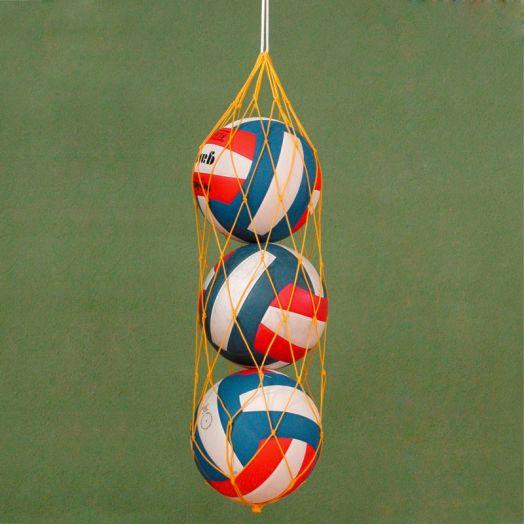 Сетка на 15-17 мячей FS№B15, 2 мм ПП