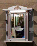 "Зеркало-шкаф  ""Руссильон PROVENCE-80 светлое дерево"""