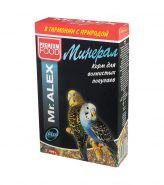 Mr. ALEX Корм для волнистых попугаев Минерал (500 г)