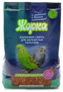ЖОРКА Корм для волнистых попугаев Морская капуста (450 г)
