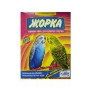 ЖОРКА Корм для волнистых попугаев Орех (500 г)