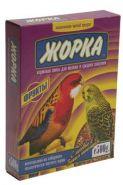ЖОРКА Корм для мелких и средних попугаев Фрукты (500 г)