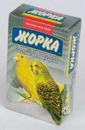 ЖОРКА Гравий для волнистых попугаев (200 г)