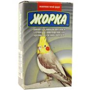 ЖОРКА Гравий для крупных и средних попугаев (200 г)
