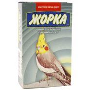 ЖОРКА Гравий для крупных и средних попугаев с кальцием (200 г)