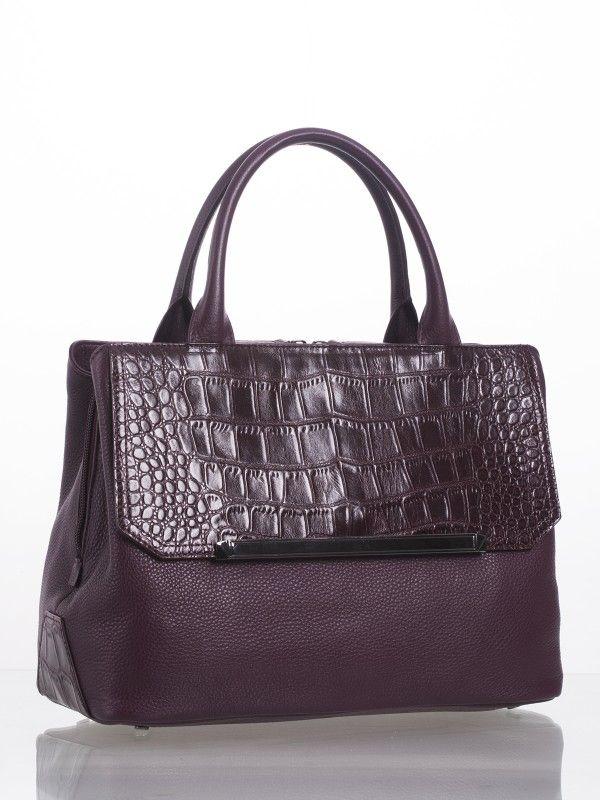 Бордовая сумка Palio