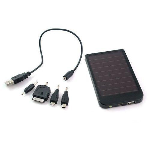 Солнечная USB-батарея