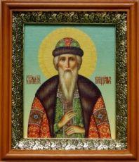 Владимир, князь (19х22), светлый киот