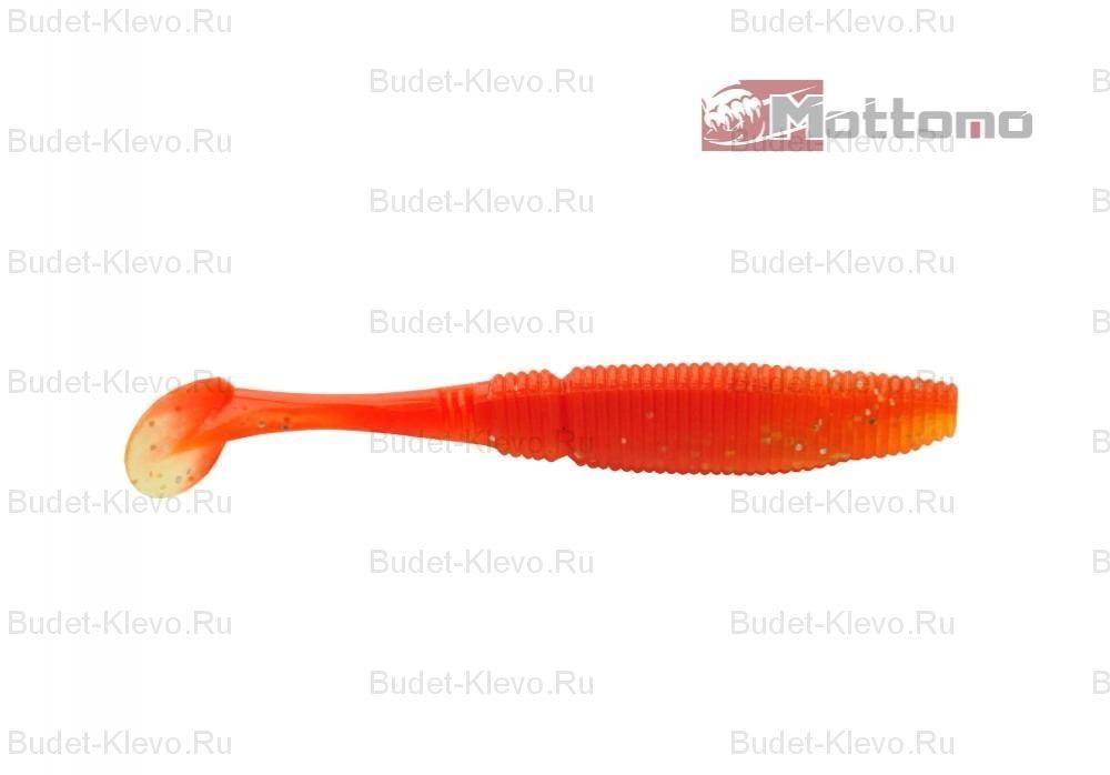 Виброхвост  Mottomo Typhoon Orange Gold D022
