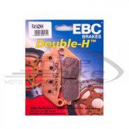 EBC Тормозные колодки FA142HH DOUBLE H Sintered (Honda, Kawasaki, Suzuki)