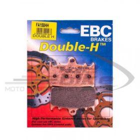 EBC Тормозные колодки FA158HH DOUBLE H Sintered (Kawasaki, Suzuki)