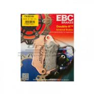 EBC Тормозные колодки FA181HH DOUBLE H Sintered передние