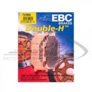 EBC Тормозные колодки FA199HH DOUBLE H Sintered (Yamaha) передние