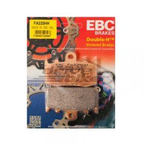 EBC Тормозные колодки FA335HH DOUBLE H Sintered (BMW) передние