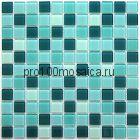 Maldives стекло 25*25. Мозаика серия CRYSTAL, размер, мм: 300*300 (BONAPARTE)