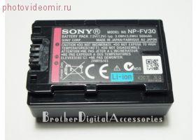 Аккумулятор SONY NP-FV30 / FV50