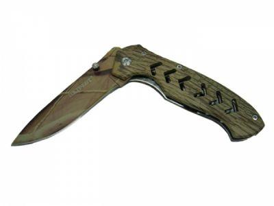 Нож складной Патриот HC-1025 с клипсой