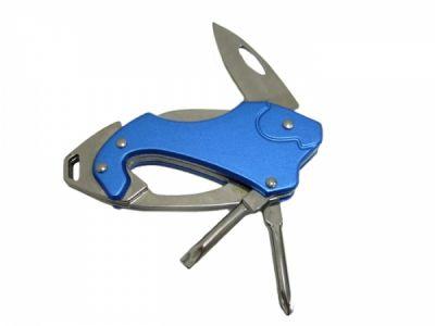 Набор-нож с инструментами Следопыт НТ-41
