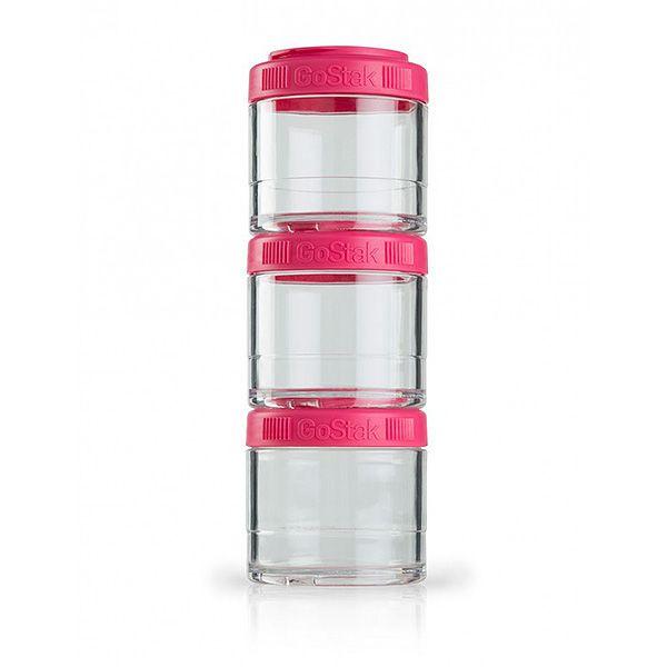 Blenderbottle - GoStak (3 контейнера по 100мл)