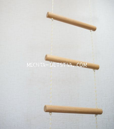 Веревочная лестница для комплексов раннего развития