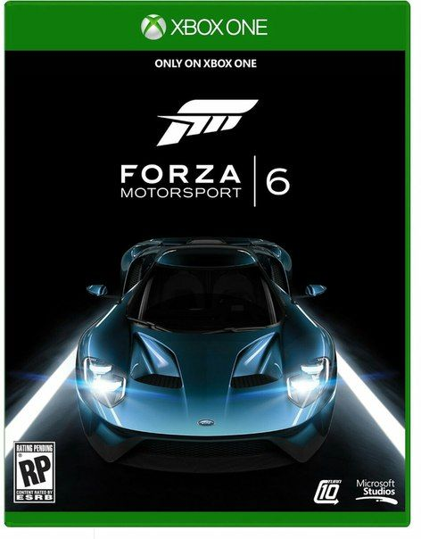 Игра Forza Motorsport 6 (XBOX ONE)