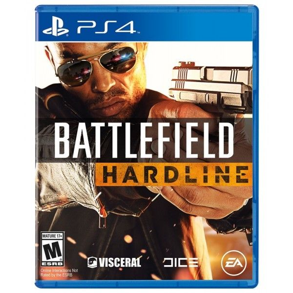 Игра Battlefield Hardline (PS4)