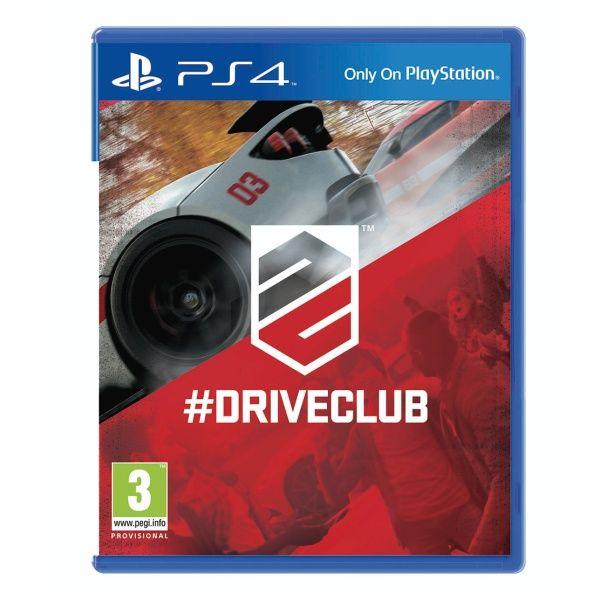 Игра Drive Club (PS4)