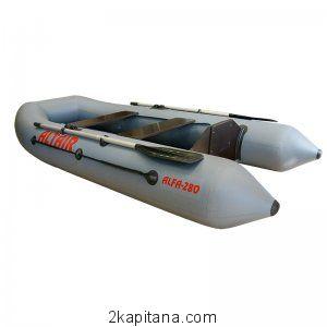 Лодка надувная ПВХ Альтаир (Altair) Alfa-280 К New