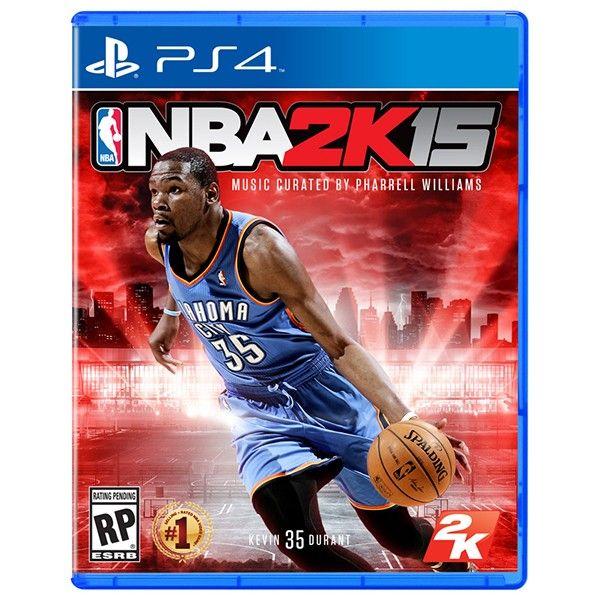 Игра NBA 2K15 (PS4)